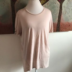 Baby Pink Vince Tee Shirt